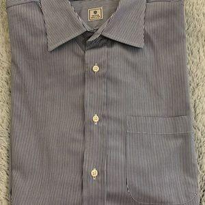 Peter Millar Mens Cotton Button Down Shirt
